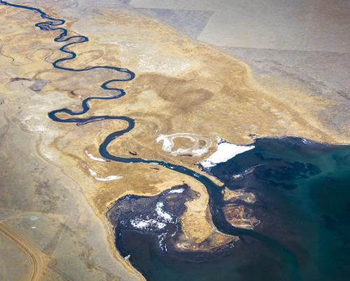 Terminus, Eleven Mile Reservoir, CO, 2013.